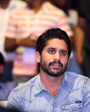 Naga Chaitanya - Shailaja Reddy Alludu Pre Release Event Photos | Picture 1596427
