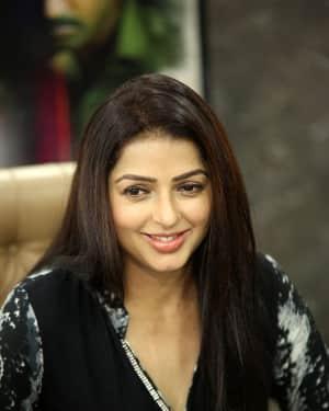 Bhumika Chawla Photos at U Turn Movie Interview