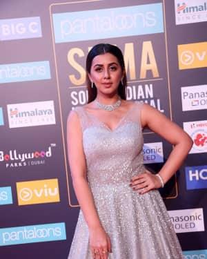 Nikki Galrani - Photos: SIIMA Awards 2018 Red Carpet - Day 1