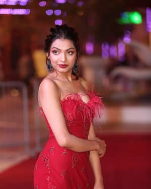 Ektha - Photos: SIIMA Awards 2018 Red Carpet - Day 1