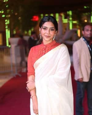 Aishwarya Lekshmi - Photos: SIIMA Awards 2018 Red Carpet - Day 1