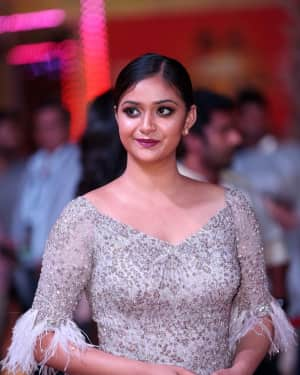 Keerthy Suresh - Photos: SIIMA Awards 2018 Red Carpet - Day 1