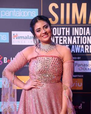 Sreemukhi - Photos: SIIMA Awards 2018 Red Carpet - Day 2 | Picture 1597304