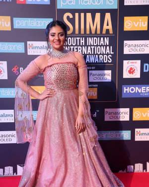 Sreemukhi - Photos: SIIMA Awards 2018 Red Carpet - Day 2 | Picture 1597305