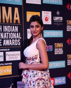 Varshini Sounderajan - Photos: SIIMA Awards 2018 Red Carpet - Day 2