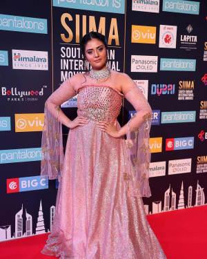 Sreemukhi - Photos: SIIMA Awards 2018 Red Carpet - Day 2