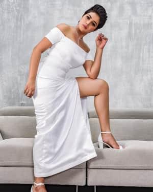 Photos: Actress Poorna Special Song in 'Adhugo'