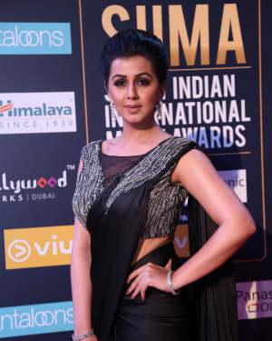 Nikki Galrani - Photos: SIIMA Awards 2018 Red Carpet - Day 2