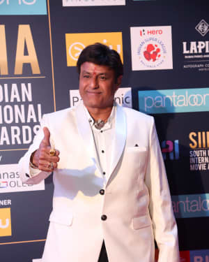 Nandamuri Balakrishna - Photos: SIIMA Awards 2018 Red Carpet - Day 2