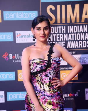 Archana Veda - Photos: SIIMA Awards 2018 Red Carpet - Day 2