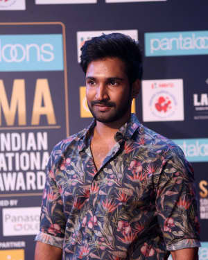 Aadhi Pinisetty - Photos: SIIMA Awards 2018 Red Carpet - Day 2