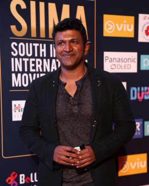 Puneeth Rajkumar - Photos: SIIMA Awards 2018 Red Carpet - Day 2