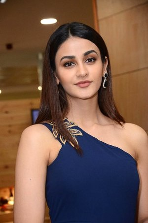 Actress Aditi Arya Photos at HI-Life Event