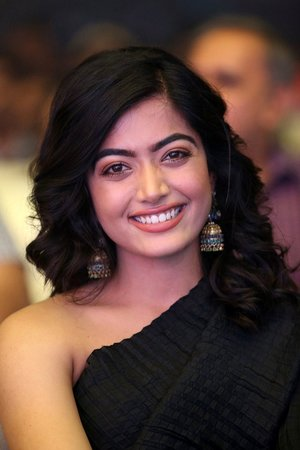 Rashmika Mandanna @ Devadas Telugu Movie Audio Launch Photos