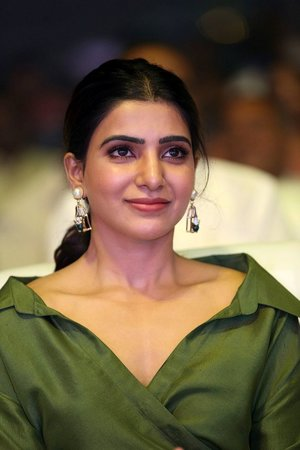 Samantha @ Devadas Telugu Movie Audio Launch Photos