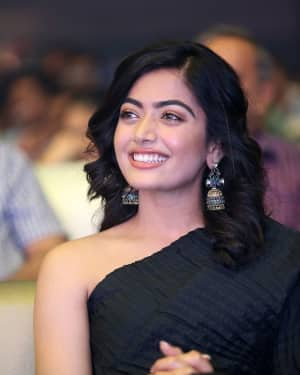 Rashmika Mandanna - Devadas Telugu Movie Audio Launch Photos | 1598558