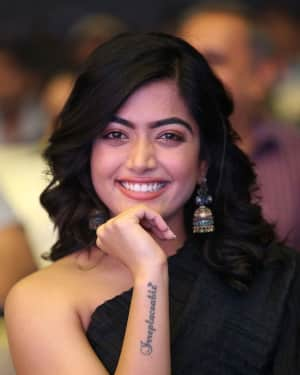 Rashmika Mandanna - Devadas Telugu Movie Audio Launch Photos | 1598563