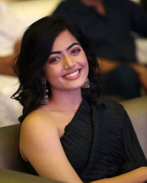 Rashmika Mandanna - Devadas Telugu Movie Audio Launch Photos | 1598551