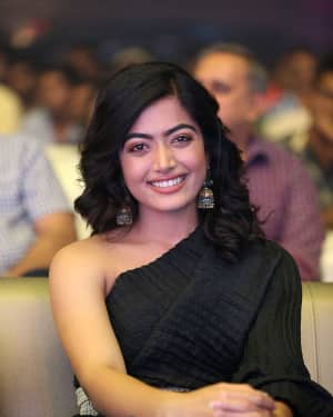 Rashmika Mandanna - Devadas Telugu Movie Audio Launch Photos | 1598568