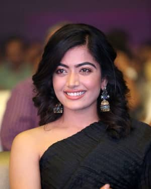 Rashmika Mandanna - Devadas Telugu Movie Audio Launch Photos | 1598556
