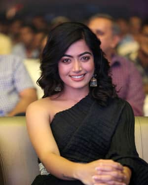 Rashmika Mandanna - Devadas Telugu Movie Audio Launch Photos | 1598567