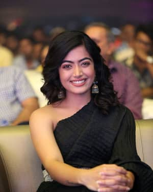 Rashmika Mandanna - Devadas Telugu Movie Audio Launch Photos | 1598569