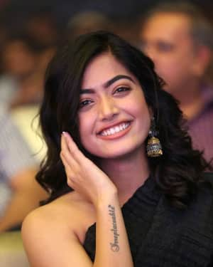 Rashmika Mandanna - Devadas Telugu Movie Audio Launch Photos | 1598561