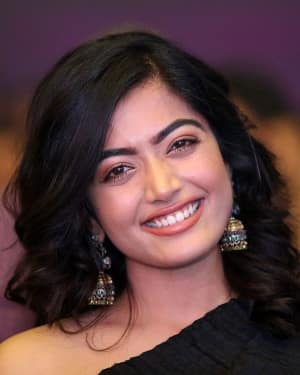 Rashmika Mandanna - Devadas Telugu Movie Audio Launch Photos | 1598553