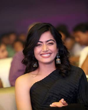 Rashmika Mandanna - Devadas Telugu Movie Audio Launch Photos | 1598552