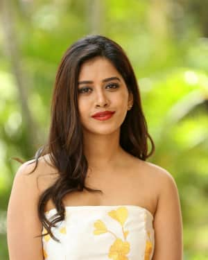 Nabha Natesh Photos at Nannu Dochukunduvate Thank You Meet