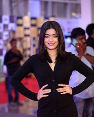 Rashmika Mandanna - Gaana Mirchi Music Awards South 2018 Photos | Picture 1599185