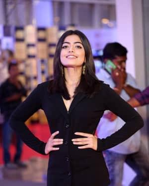 Rashmika Mandanna - Gaana Mirchi Music Awards South 2018 Photos | Picture 1599186