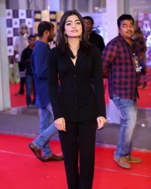 Rashmika Mandanna - Gaana Mirchi Music Awards South 2018 Photos | Picture 1599182