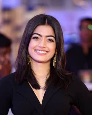 Rashmika Mandanna - Gaana Mirchi Music Awards South 2018 Photos | Picture 1599193