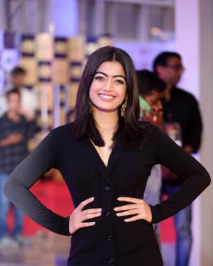 Rashmika Mandanna - Gaana Mirchi Music Awards South 2018 Photos | Picture 1599184