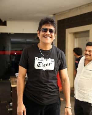 Nagarjuna Akkineni - Devadas Telugu Film Pre Release Press Meet Photos | Picture 1599425