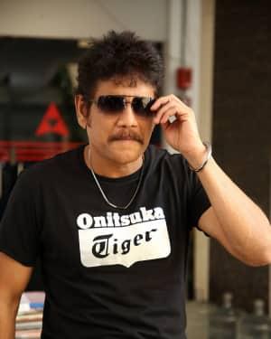 Nagarjuna Akkineni - Devadas Telugu Film Pre Release Press Meet Photos | Picture 1599431