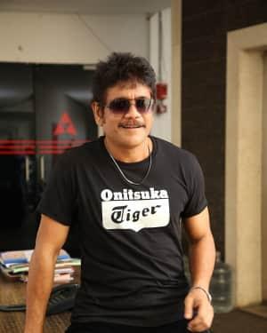 Nagarjuna Akkineni - Devadas Telugu Film Pre Release Press Meet Photos | Picture 1599430