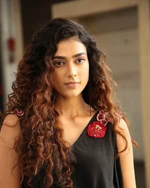 Aakanksha Singh - Devadas Telugu Film Pre Release Press Meet Photos