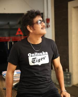 Nagarjuna Akkineni - Devadas Telugu Film Pre Release Press Meet Photos | Picture 1599432