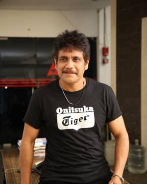 Nagarjuna Akkineni - Devadas Telugu Film Pre Release Press Meet Photos | Picture 1599437
