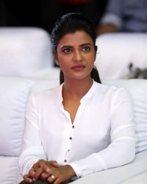 Aishwarya Rajesh - Nawab Telugu Movie Pre Release Event Photos