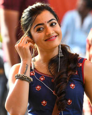 Rashmika Mandanna - Devadas Telugu Movie Stills
