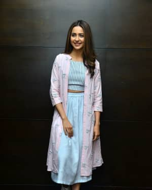 Rakul Preet Singh Photos at Dev Film Interview