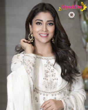 Shriya Saran My South Diva Calendar 2019 Stills