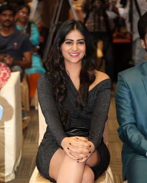 Palak Lalwani - Crazy Crazy Feeling Telugu Movie Audio Launch Photos