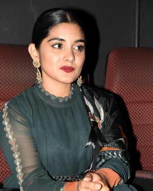 Nivetha Thomas - 118 Telugu Movie Trailer Launch Photos
