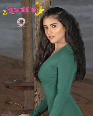 Malavika Sharma For My South Diva Calendar 2019