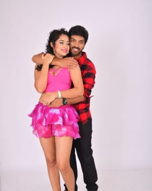 4 Letters - 4 Letters Telugu Movie Hot Stills
