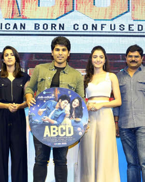ABCD (2019) - ABCD Telugu Movie First Song Launch Photos